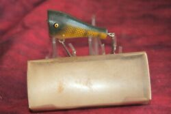 VINTAGE PAW PAW BROOKS LURE POPPER BABY POPPER 2 1 4quot; $24.99
