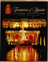 Treasures of Russia : From Peterhof Palaces of the Tsars $12.00