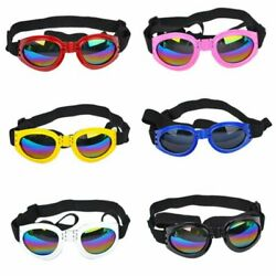 Pet Puppy Goggles Sunglasses Eye Protection US Sun for Dogs Chihuahua Bulldog $6.99