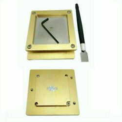 1Set Tin Fixture For Antminer Tin tool S9 S9J T9 hash board repair chip plate $95.77
