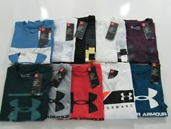 Under Armour Mens Loose Fit Heat Gear Tshirts Nwt $19.99