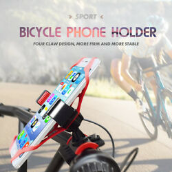 Multifun Bicycle Phone Holder For iPhone Samsung Universal Mobile Cell PhoneHold $9.99