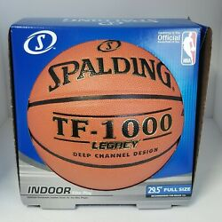Spalding Basketball TF 1000 Legacy 29.5quot; Intermediate Size 7 Indoor Elite $63.95
