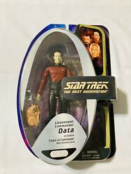 Star Trek Diamond Select DATA in Chain of Command New Force Exclusive Figure New $149.99