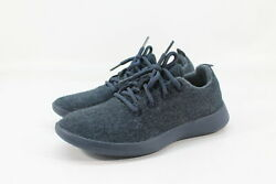 Allbirds Men#x27;s Wool Runners Savanna Night Comfort Shoes NW OB $49.99