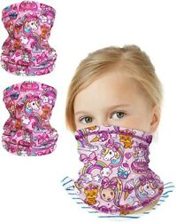 Nickelodeon Kids#x27; Licensed Gaiter Face Mask JoJo Siwa 2 Pack $19.95