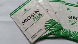 MYO SUN PLUS stimulates female fertility and help to get pregnant 30 sachets $55.99