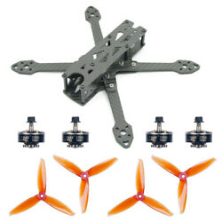 JMT 220MM DIY FPV Racing Drone Accessories FX220mm Frame Kit 5152S CW CCW Props $72.07