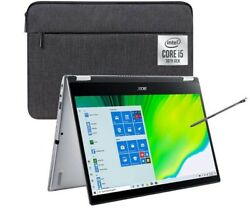 Acer Spin 3 14quot; Laptop Intel Core i5 1035G1 1GHz 8GB Ram 256GB SSD Win 10 Home $479.99