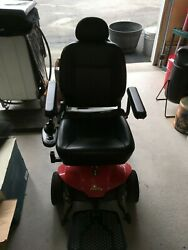 PRIDE JAZZY SELECT ELITE POWER CHAIR batteries not included $229.00