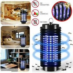 1 2PK Electric UV Mosquito Killer Lamp Outdoor Indoor Fly Bug Insect Zapper Trap $11.45