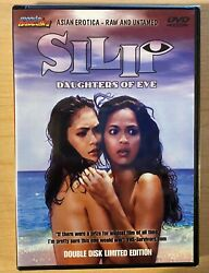 Silip Daughters Of Eve DVD 2 Disc Set BRAND NEW Maria Isabel Lopez Mondo Macabro $40.00