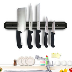 "21.6 "" Wall Mount Magnetic Knife Scissor Storage Holder Rack Strip Kitchen Tool $9.45"