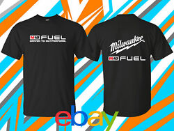 Milwaukee Racing M18 Fuel T Shirt Driven To Outperform New Men#x27;s Crew Tee S 2XL $19.99