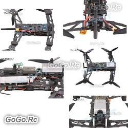 Tarot 300mm Mini 4 Axis Drone Multicopter Quadcopter Carbon Frame Kit TL300B $23.43