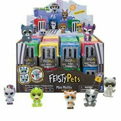 Feisty Pets Mini Misfits Mystery Pack 1 Piece Random Color Brand New $6.99