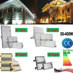 400W 300W 200W 150W 100W 50W LED Flood Light Outdoor Fixtures Lamp Lighting
