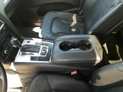 Console Front Floor With Leather Fits 07 15 AUDI Q7 555824 $148.50