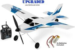 Rc Plane Ready to Fly 3 Channel Remote Control Rc Planes for Adults $123.99