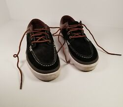 Vans Off The Wall Girl#x27;s Moccasin Sneakers $24.99