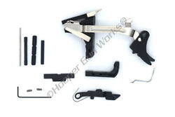 Aluminum Trigger Lower Parts Kit for Glock 17 and Polymer 80 LPK $79.97