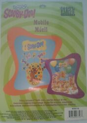 NEW Sealed Scooby Doo Mobile Decoration Vintage 1998 by Party Express Birthday $6.99