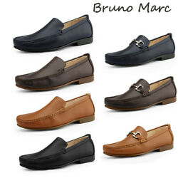 Bruno Marc Men#x27;s Penny Slip On Loafers Moccasin Casual Dress Shoes $26.59