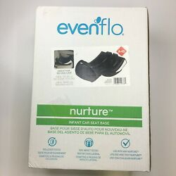 Evenflo Nurture Infant Car Seat Accessory Base Black Great for 2nd Car NEW $28.17
