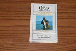Fly Fishing for Striped Bass amp; Bluefish Book Lou Tabory HC Orvis Pocket Guide $7.50