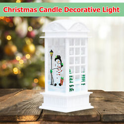 Decorative Light Christmas New Year Party Home Decor Stable Performance Candle