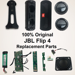 JBL Flip 4 Replacement Parts Board Ports Battery Speaker Grill Cover Radiator $23.95