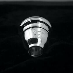 James R New G1 trumpet mouthpiece top section $70.00