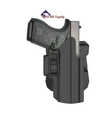 Right Handed Universal OWB paddle Holster for Glock 43 G43X amp; 70 other pistols $36.33