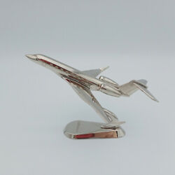 1:250 12CM Gulfstream G650 Business Airplane Metal Plane Diecast Aircraft Model $48.00