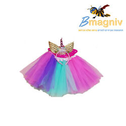New Unicorn Tutu Skirt set for kids 30 cm skirt amp; colored unicorn haedband $19.99
