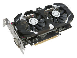 MSI GTX 1050 Ti 4GT OC Computer Video Card $100.00
