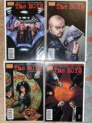THE BOYS 9102550 Comic Lot Dynamite Great Show $15.99