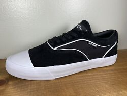 NEW Supra Hammer Low Top Jim Greco Skate Shoes Size 12 Mens Sneakers Extra Laces $59.95