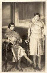 Egypt OLD PHOTO. A pair of cute teens 1932 $10.00