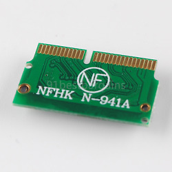 Adapter Converter Card SSD to M.2 NGFF PCIE For MacBook Air 2013 A1465 A1466 $7.99