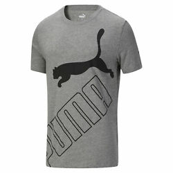 PUMA Men#x27;s Big Logo Tee $9.99