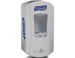 New Purell Hand Sanitizer Dispenser 1920 04 White Automatic Touchless Touch Free $39.95