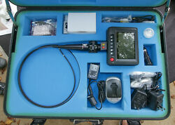 Hawkeye V2 Video 4mm Borescope 4 way 1.5m New Never Been Used FREE Shipping $8095.00