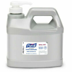 PURELL® Advanced Hand Sanitizer 1 2 Gallon Gel 64 oz 2L Pump Refill Jug $46.95