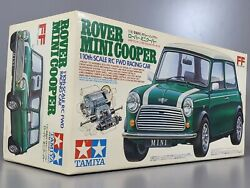 1994 Vintage Rare New Tamiya 1 10 RC Rover Mini Cooper Item # 58149 M 01 Chassis $595.00