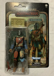 Star Wars Black Series Credit Collection MANDALORIAN AMAZON EXCLUSIVE In Hand $42.99