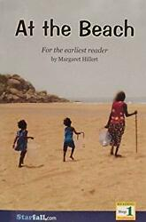 At the Beach : For the Earliest Reader by n $13.70