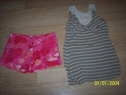Women's Bathing Suit Cover Up Dress Medium and new Hawaii shorts XL $10.00