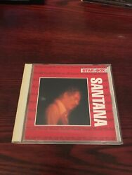 Santana Star Box Very Rare Japan Only 1993 CD 50page Book C $45.00