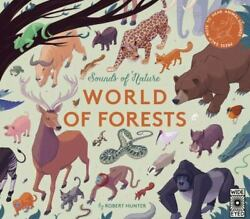 Sounds of Nature: World of Forests: Press Each Note to Hear Animal Sounds $8.18